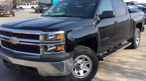 100 Truck 2014 Chevrolet Silverado 1500 Work Crew Cab 140373