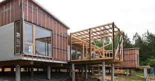 100 Lang Architecture Splinter Creek Is A Sustainable Community Of 26 Lakeside