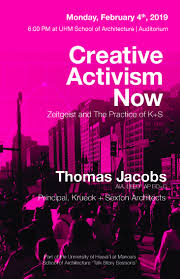 100 Jacobs Architects Creative Activism Now Zeitgeist And The Practice Of Krueck