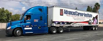 100 Online Truck Driving School Class A CDL Training With Advanced Career Institute