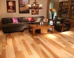 Natural Maple Hardwood Flooring 7 Engineered