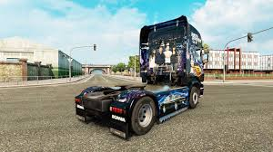 100 Fast And Furious Trucks Skin Amp For Scania Truck For Euro Truck Simulator 2