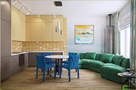küche kombiniert mit wohnzimmer 7 tricks designern