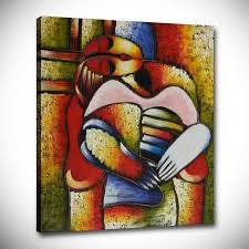 World Famous Paintings Picasso Painting Picassos Abstract Pfb 007 Woman Hand