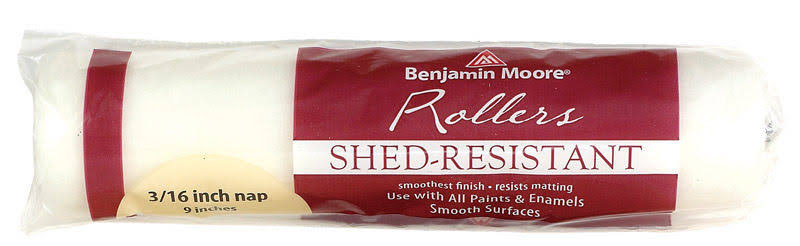 Benjamin Moore Shed-Resistant Roller Cover