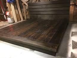 best 25 log bed frame ideas on pinterest log bed timber bed
