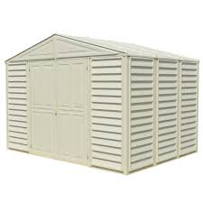 Plastic Storage Sheds At Menards by Duramax