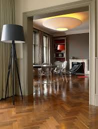 View In Gallery Use Lighting To Make A Bold Visual Statement