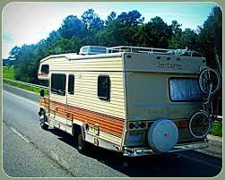 Urban RV Parkshmmm Bed Vehicle Campground Old