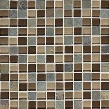 Stone Tile Backsplash Menards by Mohawk Phase Mosaics Glass Wall Tile 1