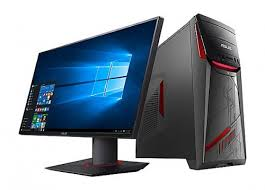 pc asus bureau asus pc gamer g11cd desktop intel i5 7400 3 50 ghz 8gb