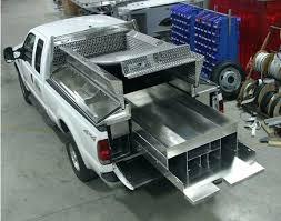 Diy Slide Out Truck Bed Storage Diy Truck Bed Storage Drawers