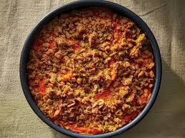 Are Unsalted Pumpkin Seeds Fattening by Sweet Potato Casserole With Pumpkin Seed Oat Crumble Recipe