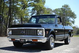 1972 Chevrolet Cheyenne For Sale #86741 | MCG Chevy Dealer Keeping The Classic Pickup Look Alive With This Complete Restoration 1972 Chevrolet C 10 Cheyenne Vintage Vintage Retro Big Option Offered On 2018 Silverado Medium Duty C10 Lwb Texas Trucks Classics 1994 Ck 1500 Series 2dr C1500 Standard Cab Sb In Used 1977 C20 Rwd Truck For Sale 38804b For Classiccarscom Sale Near Cadillac Michigan Super 400 Photos Informations Articles Bestcarmagcom Relive The History Of Hauling These 6 Pickups 1971 Long Bed 3920 Dyler