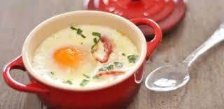 recette de cuisine portugaise facile recette œufs cocotte à la portugaise rapide et facile