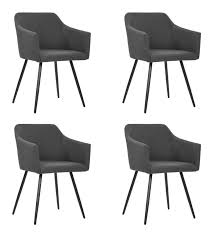 dunkelgrau esszimmerstühle kaufen möbel