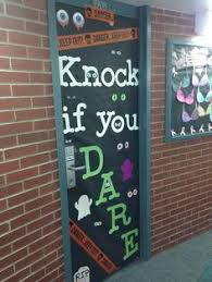 Halloween Classroom Door Decorations Ideas by Classroom Halloween Door Decorating Contest Zombies Ideas For