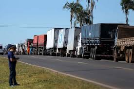 Truck Drivers Protest Rising Fuel Prices In Brazil | The Rio Times ... Truck Drivers Strike Editorial Stock Photo Image Of Made 67052078 Brazils Drivers Continue Strike Video Dailymotion Definite From June 18 Moryteam Truck On To Protest Job Cuts Corbas Snow Plow Garbage Union Could Vote Across Iran Continue Into Eighth Day Their Brazilian President Sends In Troops Remove Blockages As Chaos Block Major Roads Pretoria Bulawayo24 News Port In Long Beachlos Angeles Nov 13 Teamsters 2017 Youtube Brazil Cars Desperate For Petrol Takes A