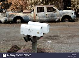100 Who Makes Mail Trucks Napa CA USA 13th Nov 2017 Residents Who Lost Their Homes In The