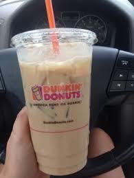 Coffee Addict Dunkin Donuts Iced