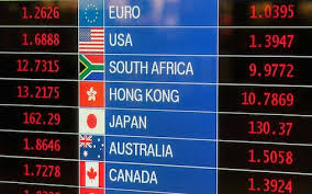 compare bureau de change exchange rates don t buy currency at airports travellers told telegraph