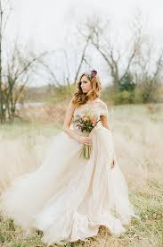 Sleeveless Rustic Wedding Dress