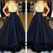 dark blue sequins junoesque prom dress ball gown dress