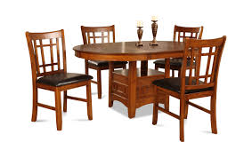 Image Mission Park Dining Table And Chairs