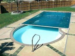 Glass Pool Cover Retractable Fence Automatic Covers Fiberglass Pump Solar For Ing How Much Are