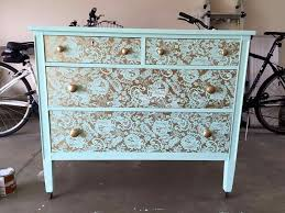 I Got 25 Lighters On My Dresser by Best 25 Lace Painted Furniture Ideas On Pinterest Lace Painting