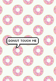 Dougnut Clipart Cute Tumblr 13