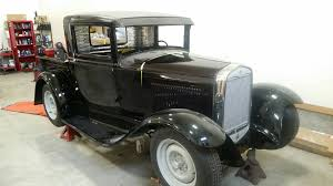 1930 Ford Model A With A Ecoboost Inline-Four – Engine Swap Depot