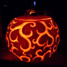 Mike Wazowski Pumpkin Carving Patterns by Small Pumpkin Carving Ideas