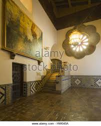 Santa Barbara Courthouse Mural Room by Santa Barbara County Courthouse Stock Photos U0026 Santa Barbara