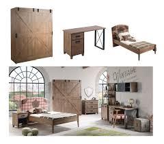 schlafzimmer vintage mode 3 tlg