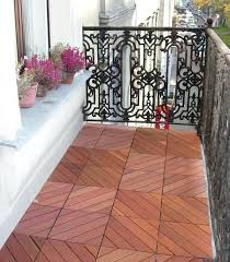 Full Image For Wooden Flooring Ideas And Planters Patio Or Balcony Decoratingoutdoor Waterproof Outdoor