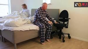 vela der vela seniorenstuhl zu hause selbständig leben