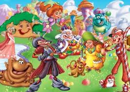 Candy Land Images Characters Wallpaper And Background Photos