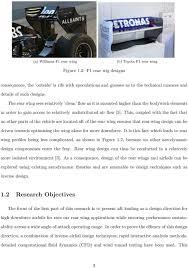100 Rife Truck Parts Abstract PAKKAM SRIRAM SARANATHY High Downforce Aerodynamics For