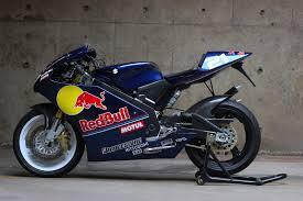 Ottonero Cafe Racer: SUZUKI RGV250 VJ22 Red Bull - Jared Miller ...