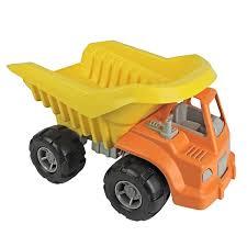 100 Big Toy Dump Truck Amazoncom TimMee Plastic Orange Cab Yellow