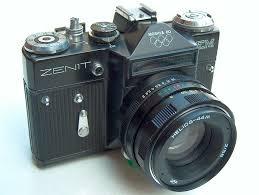 100 Krasnogorsk 2 KMZ Zenit EM Olympia Black 1980 35mm Fil