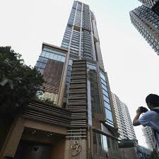 104 Hong Kong Penthouses For Sale Hna S Creditors Put Mer Chairman S Us 56 Million Penthouse Up In One Of City S Biggest Eclosures South China Morning Post