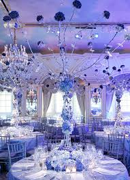 Winter Wonderland II Centerpieces