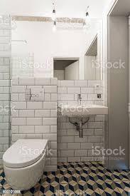 fabulous bathroom in an industrial style stockfoto und mehr bilder badezimmer