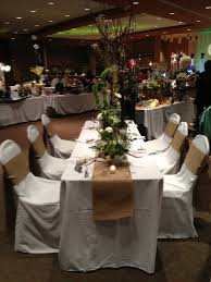White Chair Cover Rental | Devoted Weddings And Events