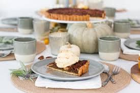 original pecan pie rezept mit vanilleeis madame dessert