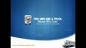 100 Two Men And A Truck Sacramento TWO MEN ND TRUCK Month Before Move Checklist YouTube