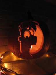 Gizmo Pumpkin Pattern Free by Phineas And Ferb Valourbörn