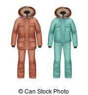 Winter Coat And Pants